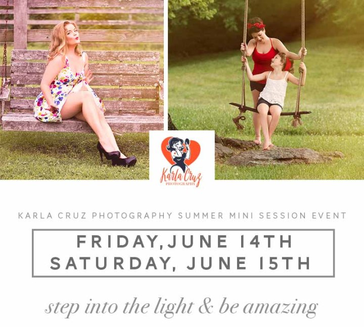 Summer Mini Session!
